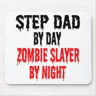 Mousepad Pai da etapa do assassino do zombi