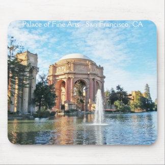 Mousepad Palácio das belas artes - San Francisco