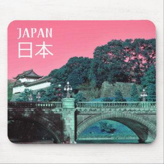 Mousepad Palácio imperial em Tokyo, Japão