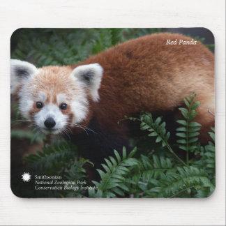 Mousepad Panda vermelha de Smithsonian |