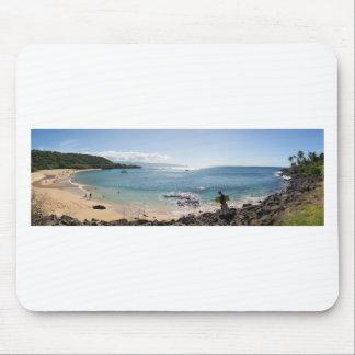 Mousepad panorama da baía do waimea
