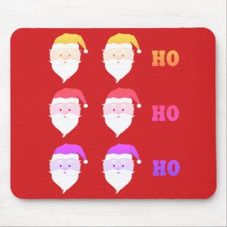 Mousepad Papai Noel Ho Ho Ho
