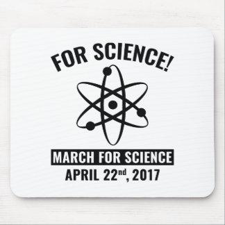 Mousepad Para a ciência!