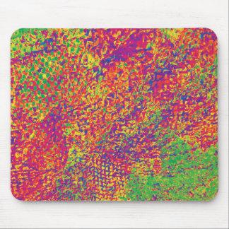 Mousepad Para o amor das cores - Psychadelic