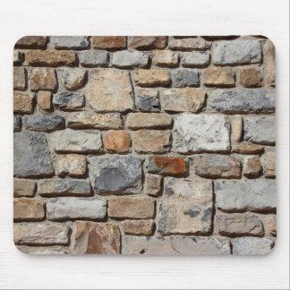 Mousepad Parede de pedra