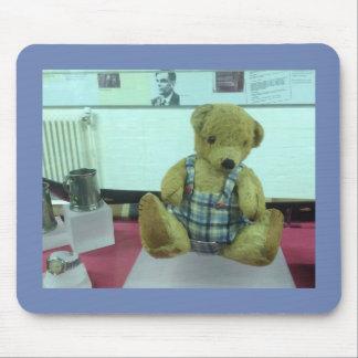 Mousepad Pargo, urso de ursinho de Alan Turing