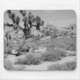 Mousepad Parque nacional 3 de árvore de B&W Joshua