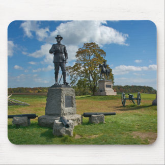 Mousepad Parque nacional de Gettysburg - Buford & Reynolds