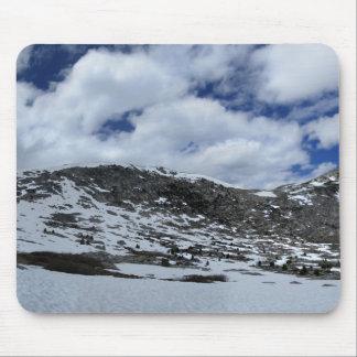 Mousepad Passagem coberto de neve de Donahue - fuga de John
