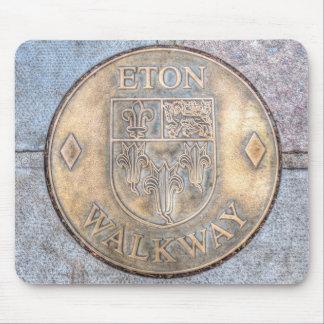 Mousepad Passagem da faculdade de Eton