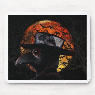 Mousepad Pássaro-man