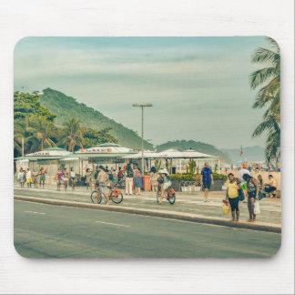 Mousepad Passeio Rio de Janeiro Brasil de Copacabana