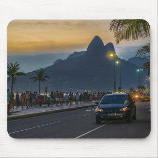 Mousepad Passeio Rio de Janeiro Brasil de Ipanema