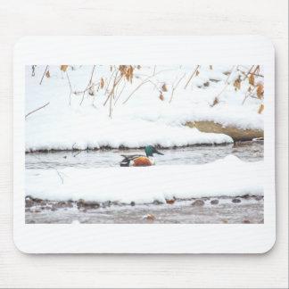 Mousepad Pato do inverno
