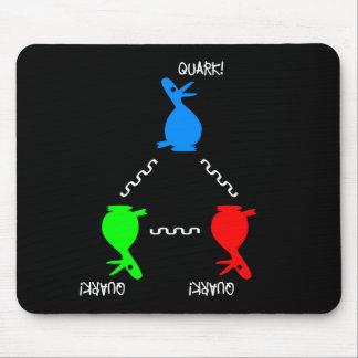 Mousepad Pato do Quark do nêutron