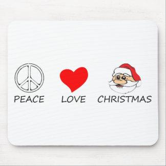 Mousepad paz love10
