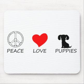 Mousepad paz love16