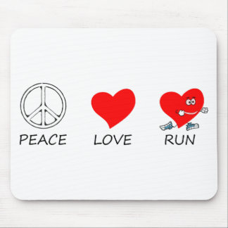 Mousepad paz love20