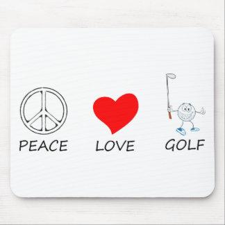 Mousepad paz love27