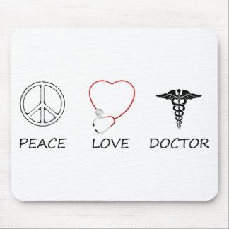 Mousepad paz love44