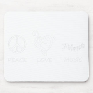 Mousepad paz love47
