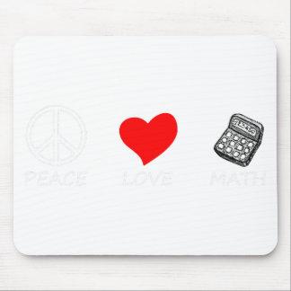 Mousepad paz love6