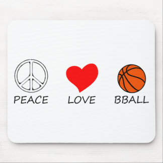 Mousepad paz love7