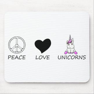 Mousepad paz love8