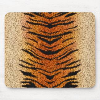 Mousepad Pele do animal do tigre de Bengal