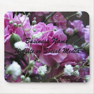 Mousepad Peônia cor-de-rosa