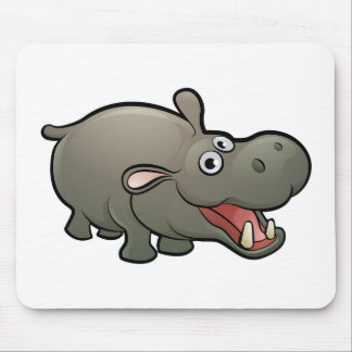 Mousepad Personagem de desenho animado dos animais do
