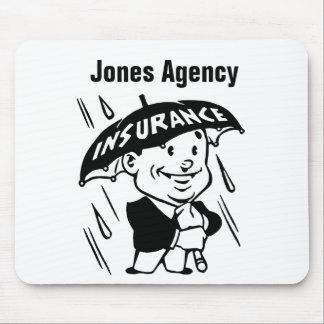 Mousepad Personalize o agente de seguros ou a agência