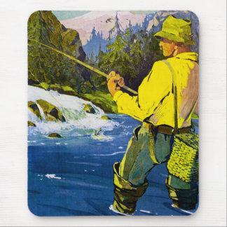 Mousepad Pescador sueco