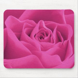 Mousepad Pétalas cor-de-rosa cor-de-rosa