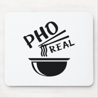 Mousepad Pho real