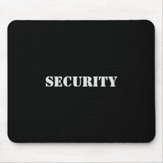 Mousepad Pia batismal Mousepad-Branca da segurança
