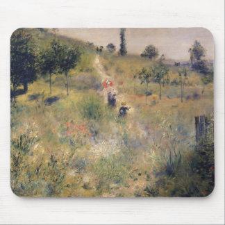 Mousepad Pierre um Renoir | o trajeto através da grama