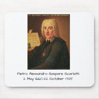 Mousepad Pietro Alessandro Gaspare Scarlatti