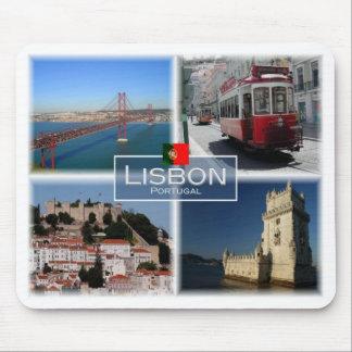 Mousepad Pinta Portugal - Lisboa -