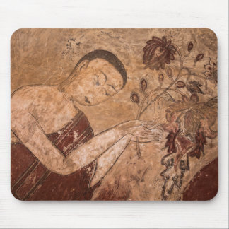 Mousepad Pintura budista antiga