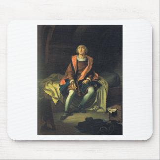 Mousepad Pintura de Cristóvão Colombo por Antonio de