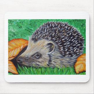 Mousepad Pintura do ouriço