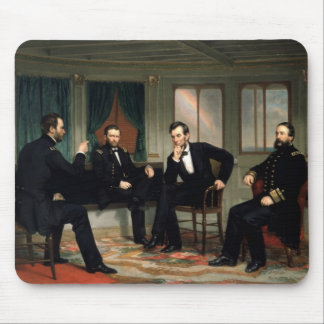 Mousepad Pintura dos dirigentes sindicais da guerra civil