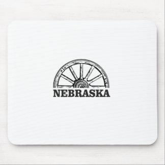Mousepad pioneiro de nebraska