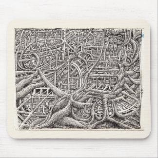 Mousepad Pipescape, por Brian Benson