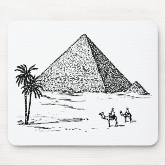 Mousepad Pirâmide