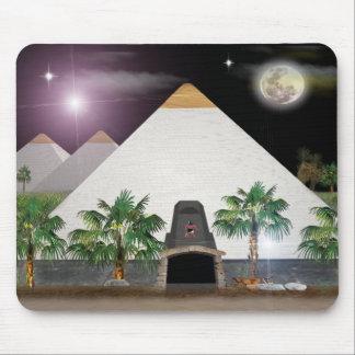 Mousepad pirâmides egípcias