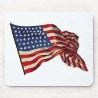Mousepad Pode por muito tempo acena - a bandeira