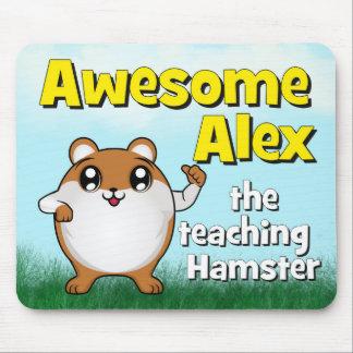 Mousepad Polegar de ensino impressionante de Alex acima