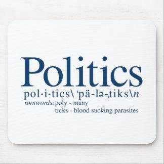 Mousepad Política